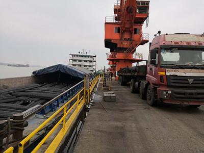 市地方海事处强化港口作业船舶疫情防控