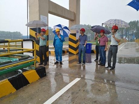 """省交通运输厅来池督查港口企业""""三个能力建设""""工作"""
