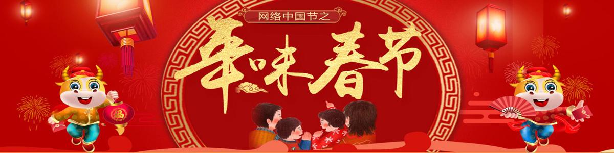 网络中国节春节