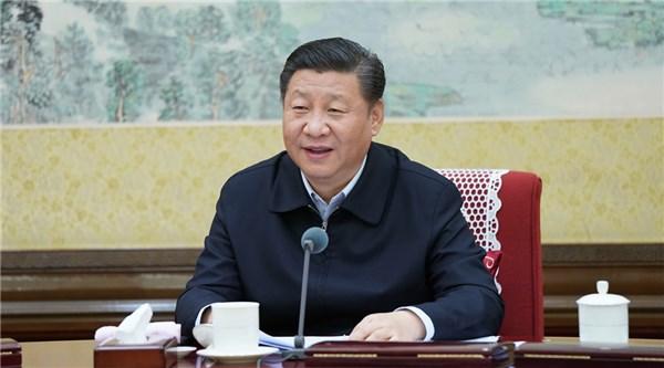 习近平:落实党的十九届四中全会重要举措 继续全面深化改革实现有机衔接融会贯通