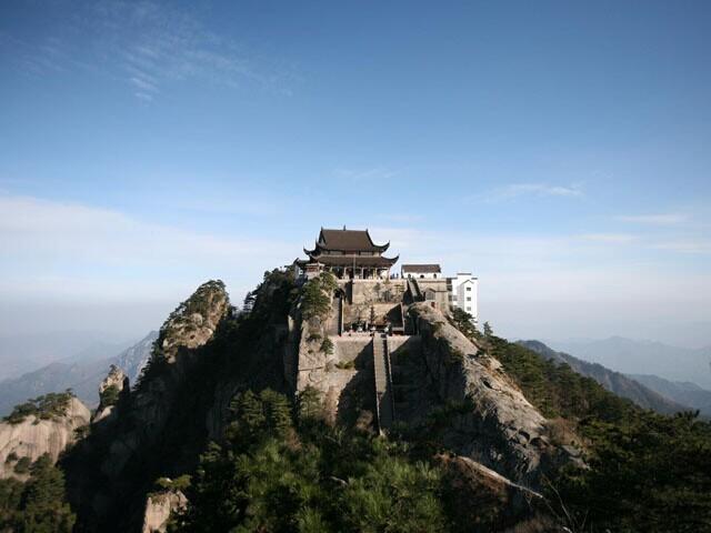 九华山风景区 - AAAAA