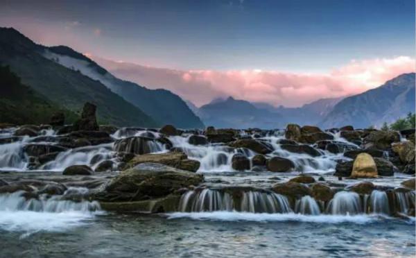 牯牛降景区-水之韵