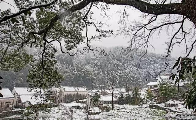 冬日雪景(200*200)